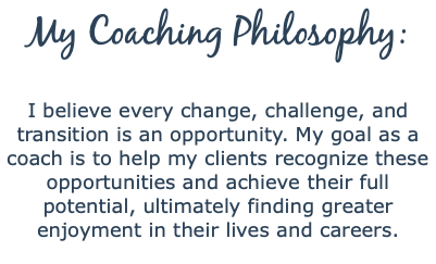My Coaching Philosophy: 